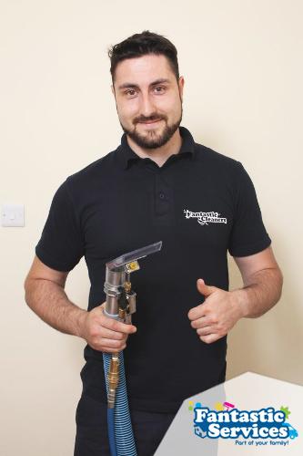 Ivan Stoyanov Cleaning