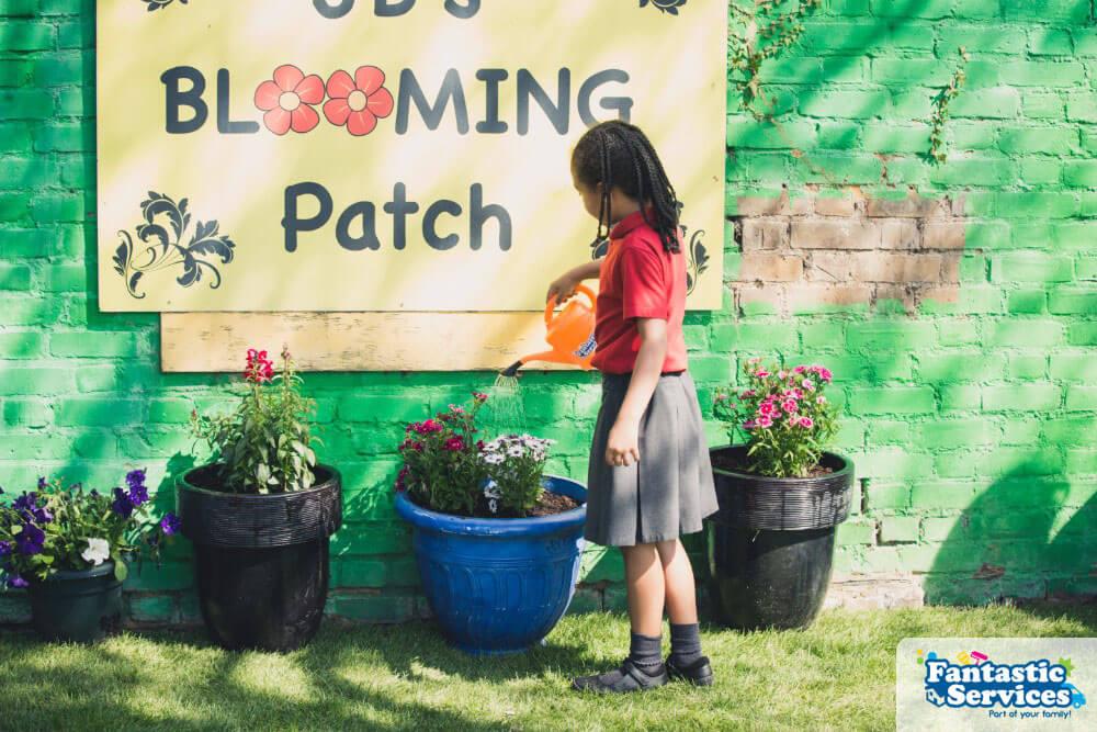 John Burn's school - Fantastic Gardeners project pictures 6