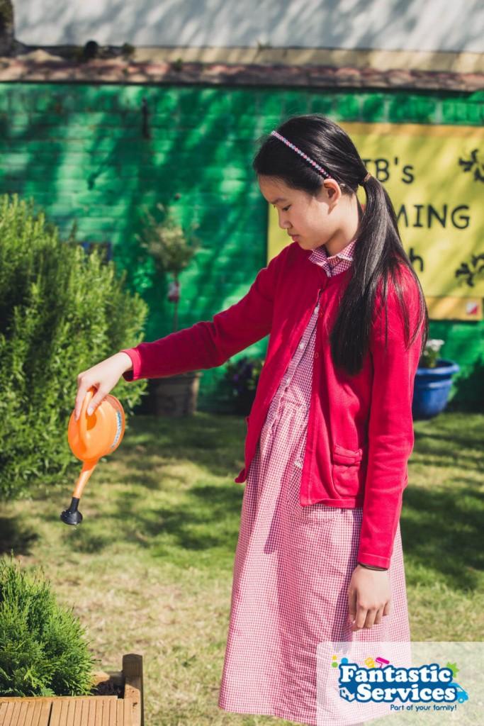 John Burn's school - Fantastic Gardeners project pictures 4
