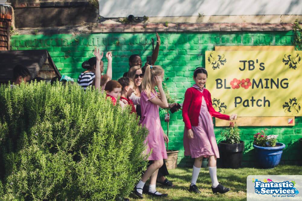 John Burn's school - Fantastic Gardeners project pictures 28