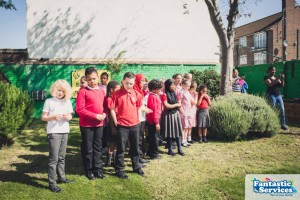 John Burn's school - Fantastic Gardeners project pictures 27