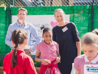 John Burn's school - Fantastic Gardeners project pictures 26