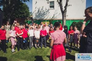 John Burn's school - Fantastic Gardeners project pictures 23