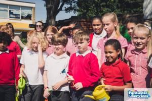 John Burn's school - Fantastic Gardeners project pictures 21