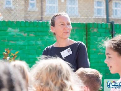 John Burn's school - Fantastic Gardeners project pictures 14
