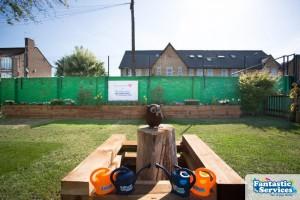 John Burn's school - Fantastic Gardeners project pictures 44