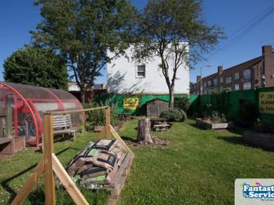 John Burn's school - Fantastic Gardeners project pictures 41
