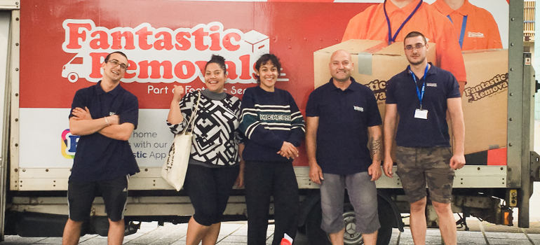 relief for dominica fantastic removals