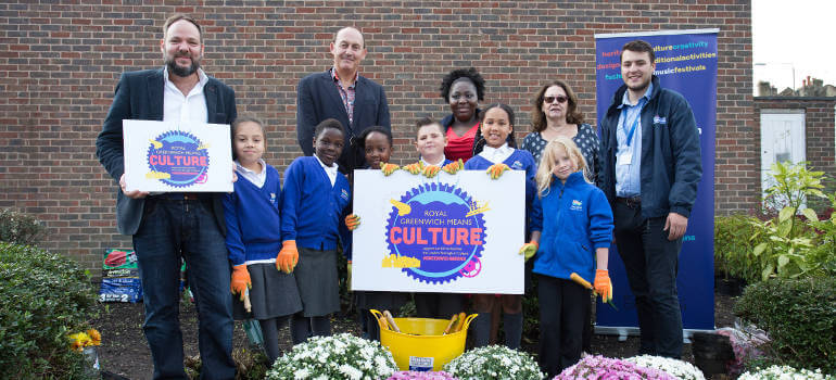 Greenwich Council charity by Fantastic Services