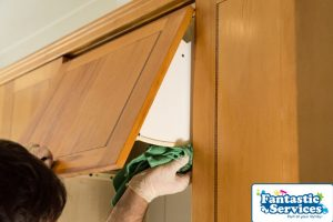 End of Tenancy cleaning by Fantastic Cleaners