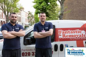 Furniture assembly by Fantastic Removals 3