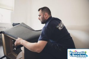 Furniture assembly by Fantastic Removals