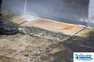 Jet washing by Fantastic Gardeners 2