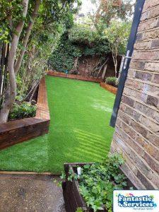 Landscaping job Fantastic Gardeners 11