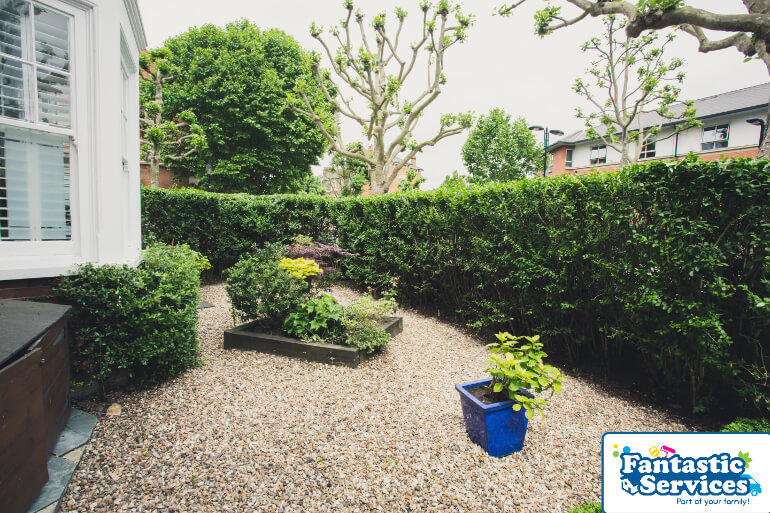 Landscaping job Fantastic Gardeners 5