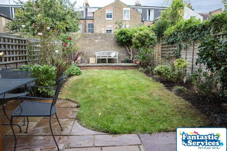 Landscaping job Fantastic Gardeners 7