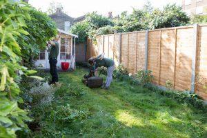 Landscaping job Fantastic Gardeners 8