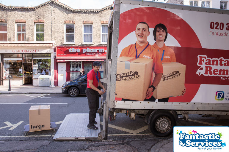 Removals by Fantastic Removals 8