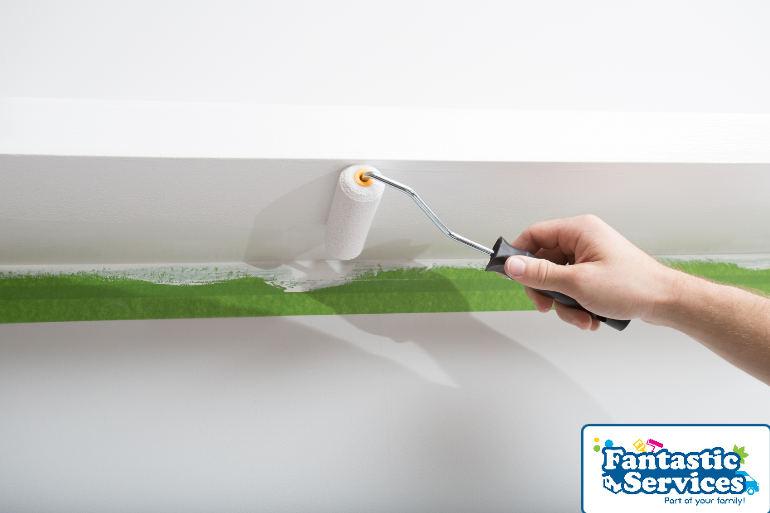 Shelf installation by Fantastic Handyman 3