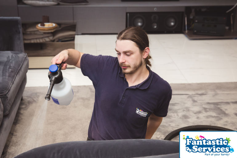 Sofa Cleaning by Fantastic Cleaners 1