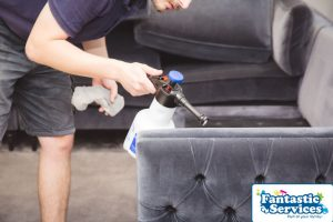 Sofa Cleaning by Fantastic Cleaners 2