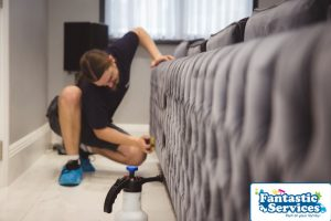 Sofa Cleaning by Fantastic Cleaners