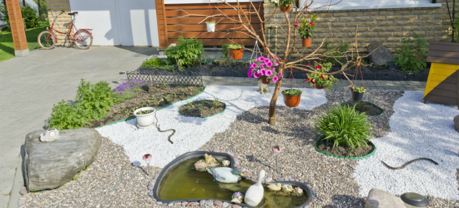 How to Make and Maintain a Gravel Garden