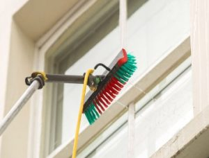 pros and cons of water-fed pole window cleaning