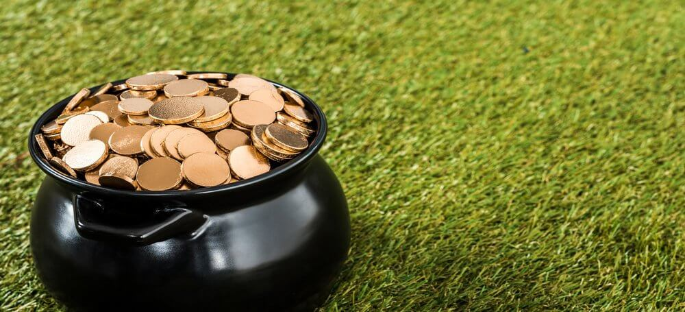 Pot of Gold for Living Expenses in Ireland