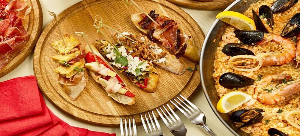 Cost of Food in Spain