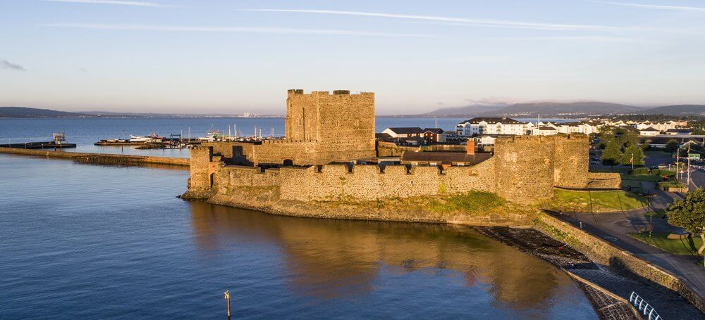 Carrick Fergus Castle
