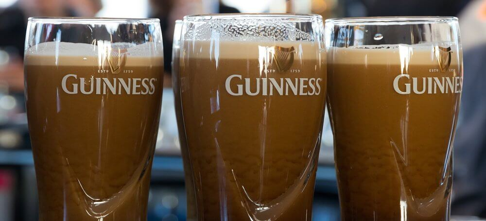 Dark Brew Guinness