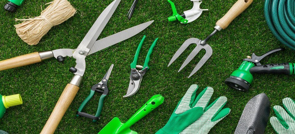 Storage and Maintenance of Garden Equipment