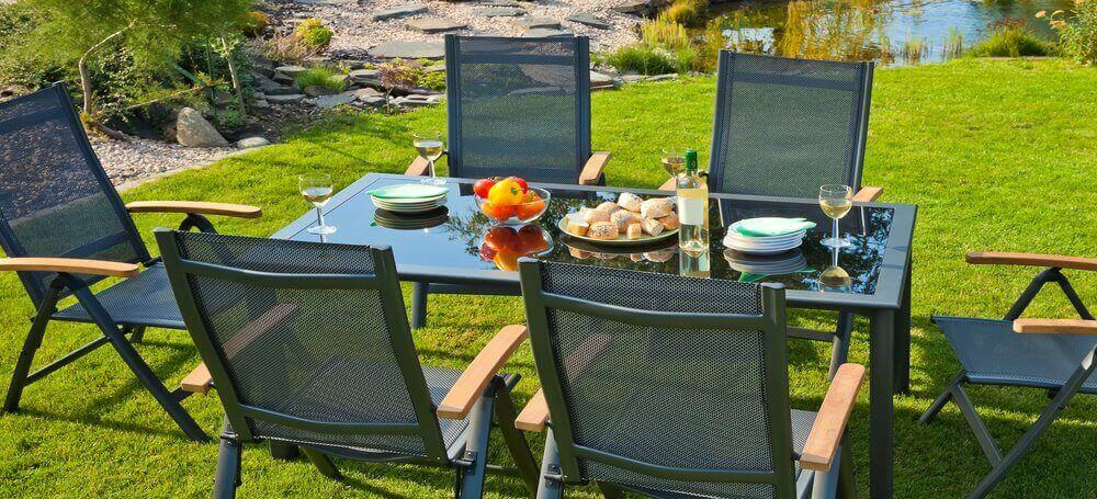 Storing Summer Garden Furniture