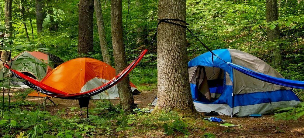 Winterise Holiday Items, Tents, Hammocks and Other