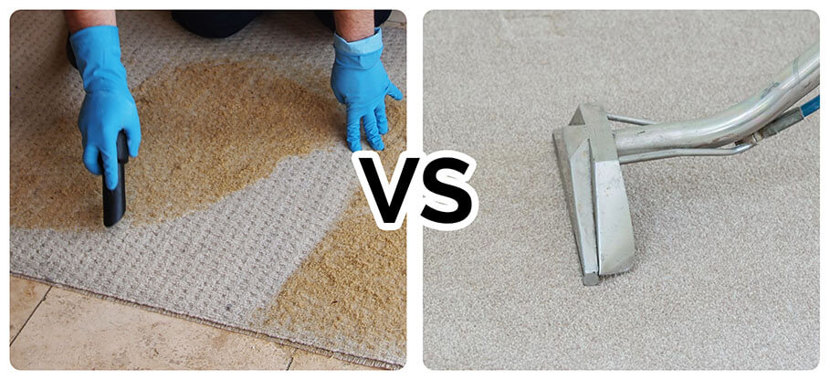Dry Carpet Cleaning Vs Steam Cleaning Methods Pros And