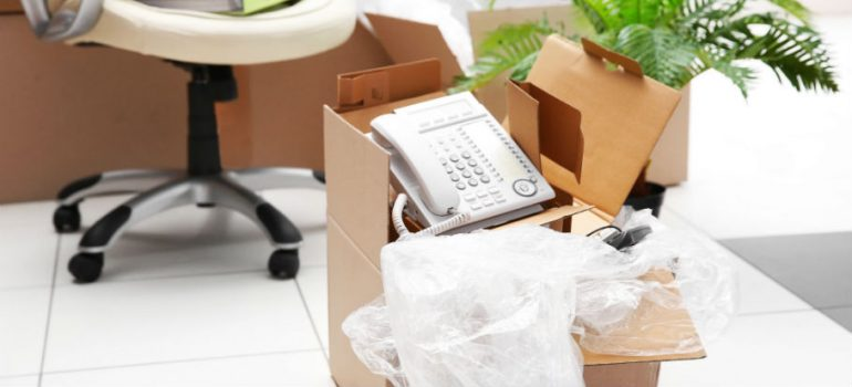 How to Organise an Office Move