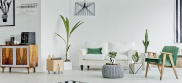 How to Declutter Your Living Room