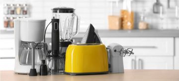 How to pack small kitchen appliances for moving