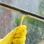 how to clean limescale from glass