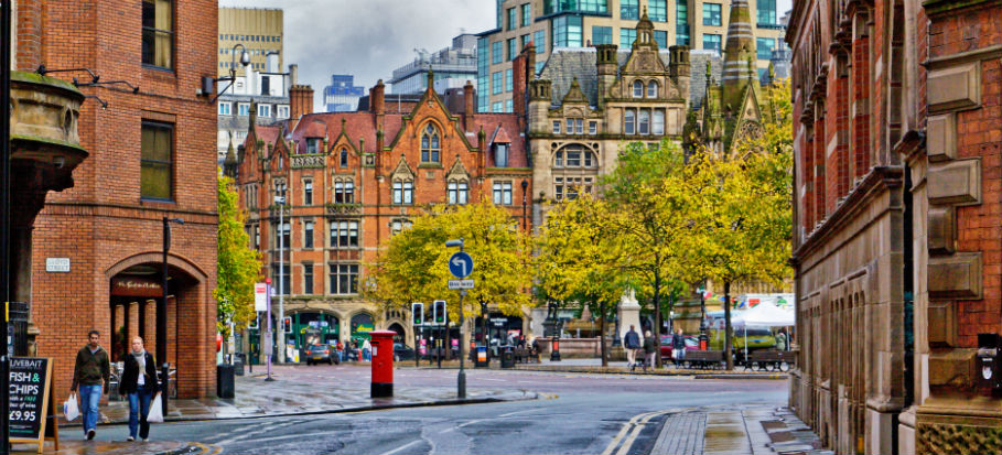 Classic Architecture in Manchester