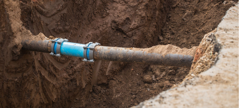 How to Fix a Broken Drain Pipe Underground