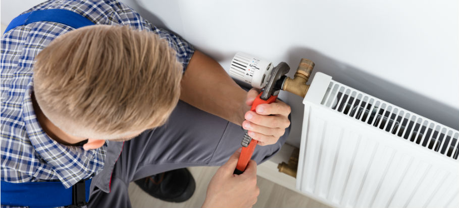 How to Remove a Radiator without Draining the System