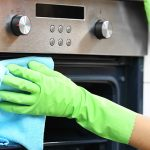 cleaning an oven - how often to do it