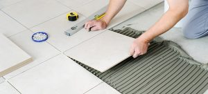 laying tiles - how much do tilers charge