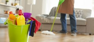How long does end of tenancy cleaning take