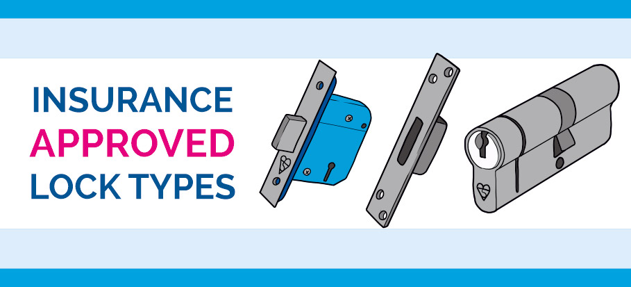 Lock types that are insurance approved