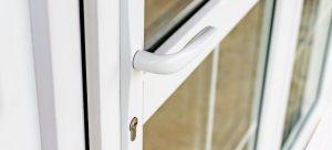 upvc door handle gone floppy