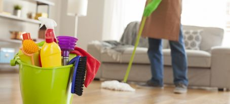 how often should you clean your home